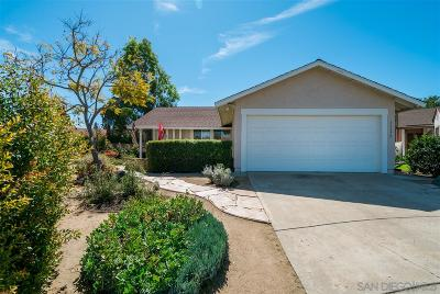 Single Family Home For Sale: 11179 Socorro Court