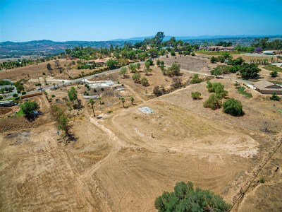 Bonsall Residential Lots & Land For Sale: 31845 Wrightwood Dr #6