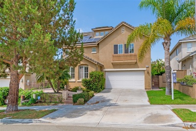 Chula Vista Single Family Home For Sale: 1210 Old Janal Ranch Rd