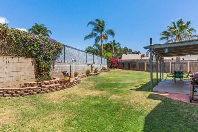 Escondido Single Family Home For Sale: 1219 Armstrong Circle