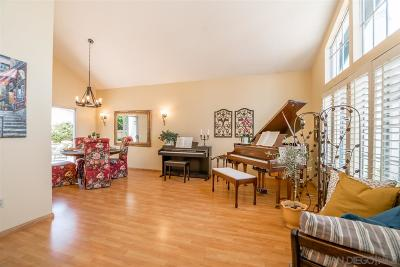 San Diego Single Family Home For Sale: 10425 Dancy Place