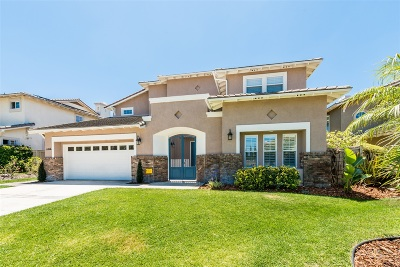 Carlsbad Single Family Home For Sale: 1215 Wind Star Way