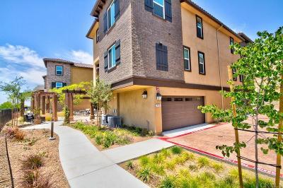 San Marcos Townhouse For Sale: 405 Mission Villas