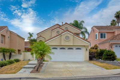 Oceanside Single Family Home For Sale: 1217 Woodhaven Dr