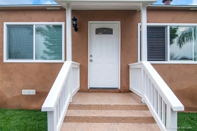 San Diego Single Family Home For Sale: 2944-46 Webster Avenue