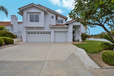 Oceanside Single Family Home For Sale: 4982 Lassen Drive