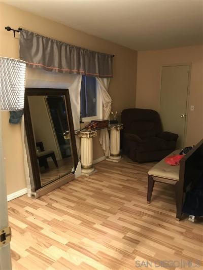 San Diego Single Family Home For Sale: 8256 Skyline Dr