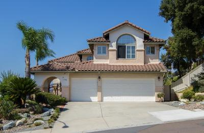 Single Family Home For Sale: 11596 Alborada Dr