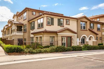 Santee Townhouse For Sale: 1205 Calabria St