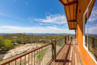 Escondido CA Single Family Home For Sale: $699,000