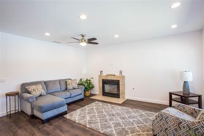 La Mesa Single Family Home For Sale: 7719 Orien Ave.