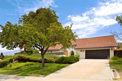 Bonita CA Single Family Home For Sale: $649,900