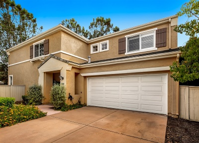 San Diego Single Family Home For Sale: 11252 Carmel Creek Rd