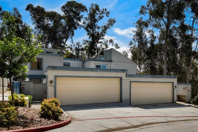 San Diego Townhouse For Sale: 10655 Caminito Banyon