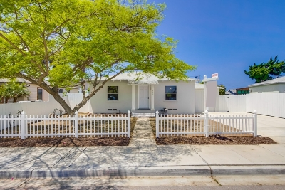 Single Family Home For Sale: 650 Corvina St