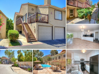 Attached For Sale: 3463 Caminito Sierra #101