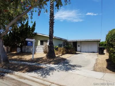 San Diego Single Family Home For Sale: 4934 Almayo Court