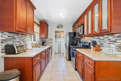 Escondido CA Single Family Home For Sale: $444,999