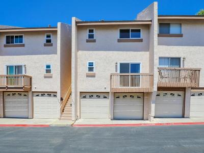 Clairemont Townhouse For Sale: 5570 Caminito Roberto