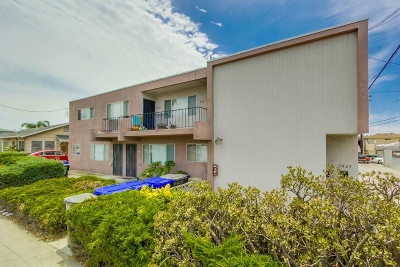 San Diego Multi Family 2-4 For Sale: 3023-29 Madison Ave