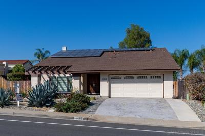 San Diego Single Family Home For Sale: 11444 Duenda Rd