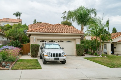 Oceanside Single Family Home For Sale: 3769 Via Cabrillo