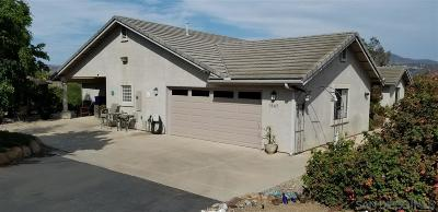 Single Family Home For Sale: 9845 Chocolate Summit Dr.