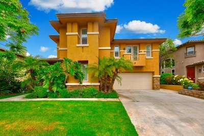 Carlsbad Single Family Home For Sale: 3216 Rancho Companero