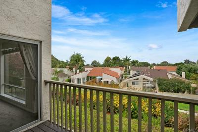 Carlsbad Attached For Sale: 6573 Paseo Del Norte #C