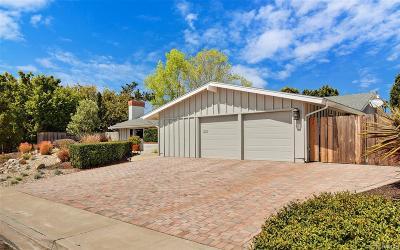 La Jolla Single Family Home For Sale: 2732 Inverness Dr.