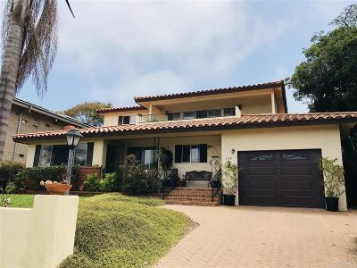 Encinitas CA Single Family Home For Sale: $2,199,999