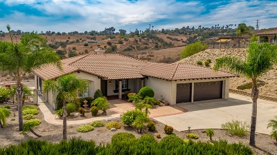 Single Family Home For Sale: 3639 Genista Pl