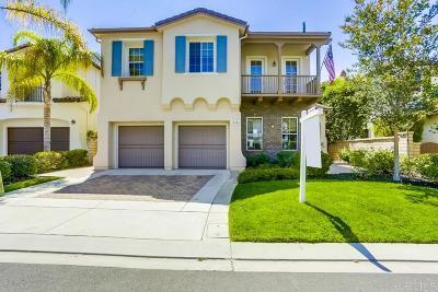San Diego Single Family Home For Sale: 13436 El Presidio Trl