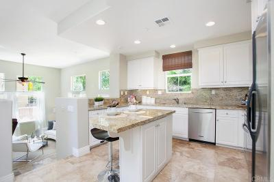 San Diego Single Family Home For Sale: 2932 Villas Way
