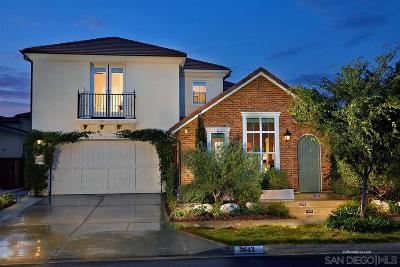 Carlsbad CA Single Family Home For Sale: $1,189,000