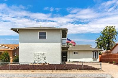 Oceanside Single Family Home For Sale: 4846 Luna