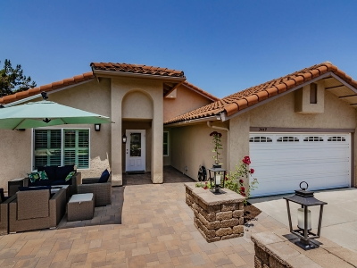 Carlsbad Single Family Home For Sale: 3449 Circulo Adorno