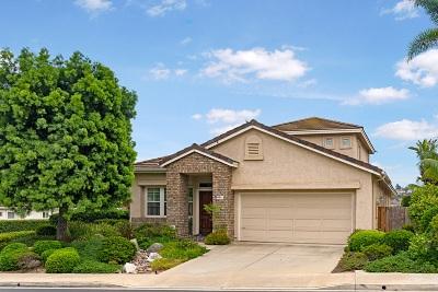 Carlsbad, Carlsabd Single Family Home For Sale: 2937 Avenida Valera