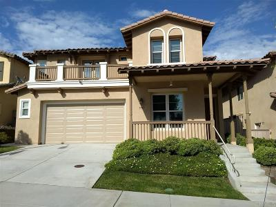 Otay Ranch Single Family Home For Sale: 1737 Thompson Avenue