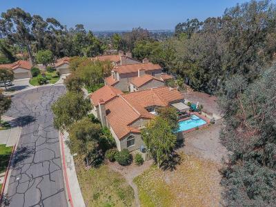 San Diego CA Townhouse For Sale: $735,000