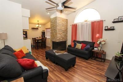 San Diego Townhouse For Sale: 3770 Pershing Ave. #1