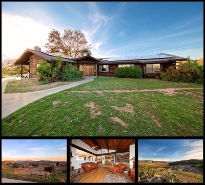 Ramona CA Single Family Home For Sale: $769,000