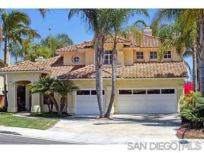 San Diego Single Family Home For Sale: 13583 Penfield Point