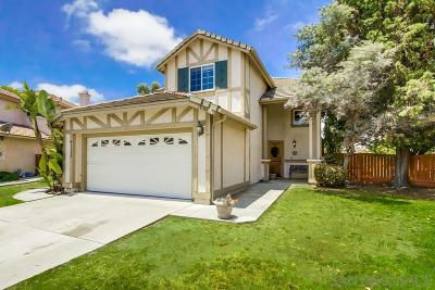 San Diego Single Family Home For Sale: 11104 Swanson Ct