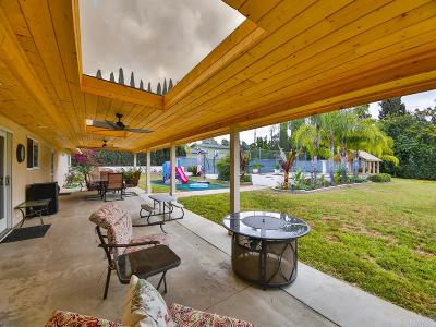 Single Family Home For Sale: 1227 W Via Rancho