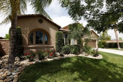 Murrieta Single Family Home For Sale: 30974 Starfire Cir