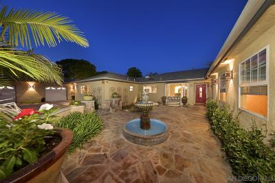 San Diego Single Family Home For Sale: 5169 Hawley Blvd