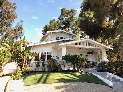 San Diego Single Family Home For Sale: 4474 Arch St