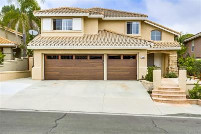 San Diego CA Single Family Home For Sale: $1,325,000