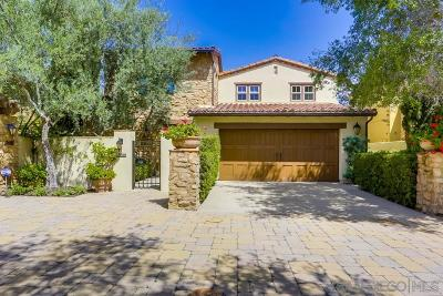 San Diego CA Single Family Home For Sale: $1,229,000